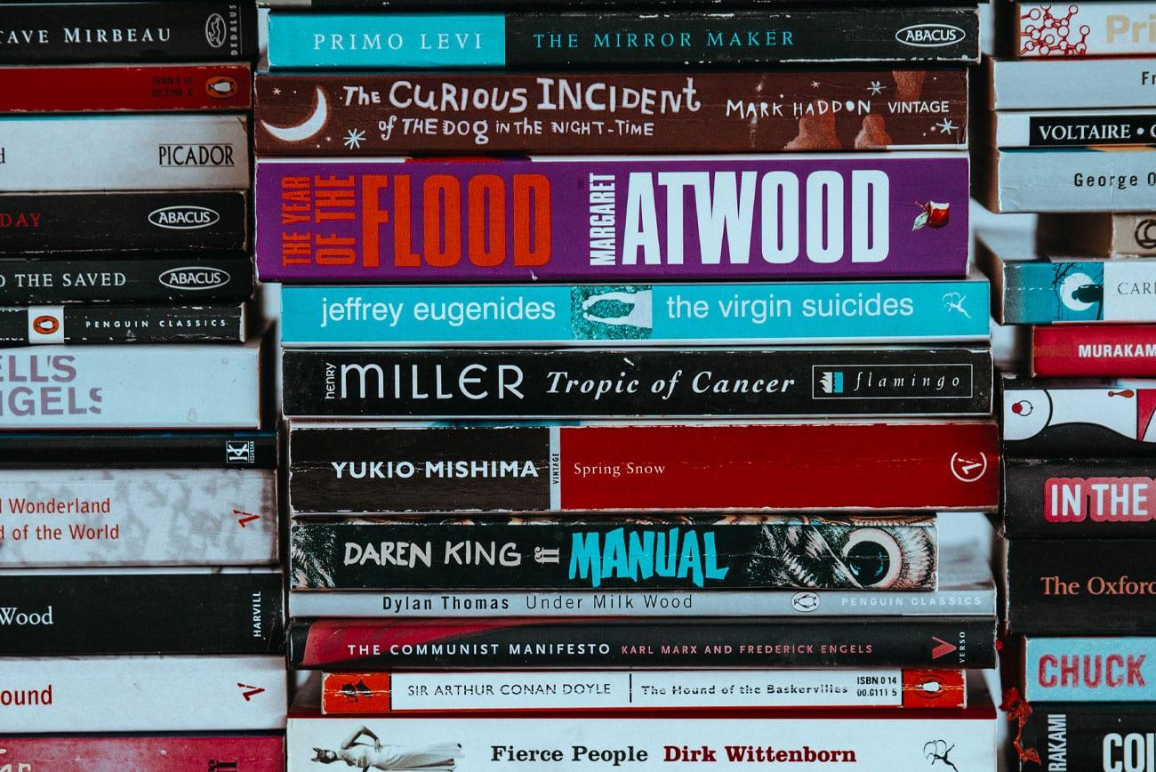 Rubrica to many books but nothing to read di Michele Zanoni