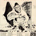 Poster Gorilla Biscuits